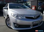 2012 Toyota Camry ASV50R Atara R SE Silver Automatic 6sp A Sedan for Sale