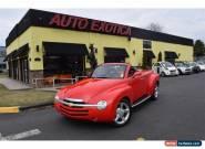 2006 Chevrolet SSR Base Convertible 2-Door for Sale