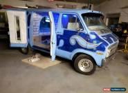 Dodge: Ram Van for Sale