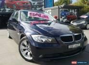 2006 BMW 320i E90 Blue Automatic 6sp A Sedan for Sale
