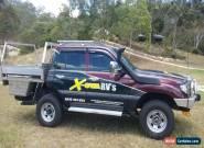 1998 Toyota Landcruiser 105 series for Sale