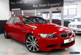 Classic Bmw 3 Series M3 Saloon 4.0 Manual Petrol for Sale