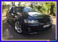 2010 Holden Commodore VE SS V Black Automatic A Sedan for Sale