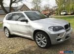 2008 BMW X5 3.0D M SPORT 5S AUTO SILVER for Sale