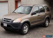 Honda : CR-V Sport Utility for Sale