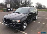 BMW X5 3.0I Sport 2003  for Sale