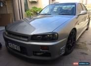 1998 Nissan Skyline R34 for Sale