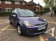 Ford Fiesta 1.4 Zetec Climate 5dr 2008 for Sale