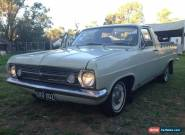 1967 HR Holden Utility for Sale