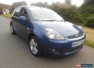2007 Ford Fiesta 1.4 Zetec Climate..Low Mileage... Sold for Sale