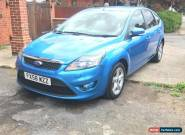 Ford Focus 1.8 Zetec 2008 125 for Sale