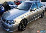 "2005 Ford Falcon BAII XR6 ""FOR PARTS ONLY"" Automatic 4sp A for Sale"