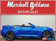 2017 Chevrolet Camaro ZL1 Convertible 2-Door for Sale