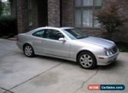 2002 Mercedes-Benz CLK-Class coupe 2 door for Sale