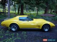 Chevrolet : Corvette for Sale