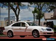 2006 Mercedes-Benz E-Class Base Sedan 4-Door for Sale