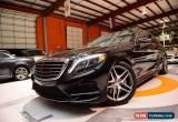 Classic 2015 Mercedes-Benz S-Class Base Sedan 4-Door for Sale