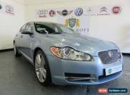 JAGUAR XF 3.0 V6 S PORTFOLIO 2009 Diesel Automatic in Blue for Sale