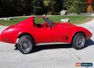 1976 Chevrolet Corvette 2 door coupe  for Sale