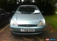 Ford Focus 1.4CL Spares or repair for Sale