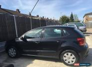 VW Polo 60S 1.2 2010 Black for Sale