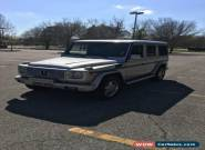 2002 Mercedes-Benz G-Class Base Sport Utility 4-Door for Sale
