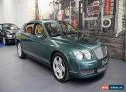 2006 Bentley Continental 3W Flying Spur Green Automatic 6sp A Sedan for Sale