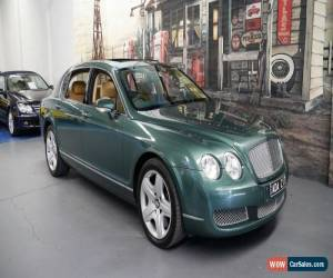 Classic 2006 Bentley Continental 3W Flying Spur Green Automatic 6sp A Sedan for Sale