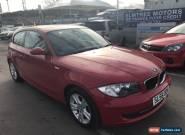 2008 BMW 1 Series 1.6 116i SE 3dr for Sale
