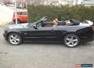 2011 Ford Mustang GT Convertible 2-Door for Sale