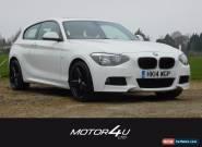 2014 BMW 1 SERIES 120D M SPORT HATCHBACK DIESEL for Sale