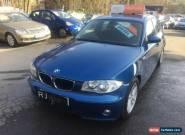 2006 BMW 1 Series 118d Sport 5dr 5 door Hatchback  for Sale