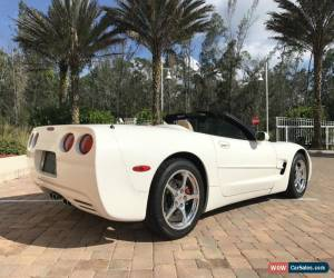 Classic 2002 Chevrolet Corvette Base Convertible 2-Door for Sale