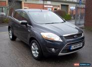 Ford Kuga 2.0TDCi 4x4 2008.5MY Zetec for Sale