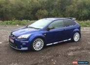 IMMACULATE FORD FOCUS RS BLUE - ONLY 10K MILEAGE!!! for Sale