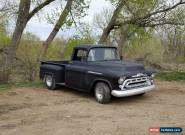 1958 Chevrolet Other Pickups for Sale
