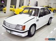 1983 Holden Commodore GROUP 3 SS White Manual 4sp M Sedan for Sale
