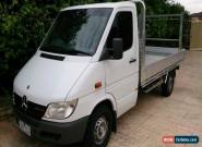 Mercedes Sprinter 316 CDI Tray for Sale