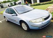 Automatic Renault Laguna- 2002 with Roadworthy and Low kms for Sale