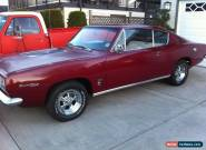 1967 Plymouth Barracuda for Sale