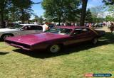 Classic Plymouth: Satellite Seebring for Sale