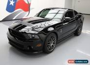 2011 Ford Mustang Shelby GT500 Coupe 2-Door for Sale