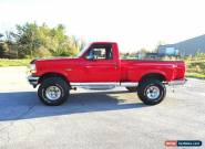 1992 Ford F-150 Custom Standard Cab Pickup 2-Door for Sale