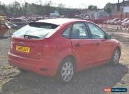 2009 Ford Focus 1.6 TDI spares or repairs for Sale