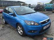 Ford Focus Zetec 5dr PETROL MANUAL 2009/09 for Sale