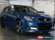 2015 Holden Commodore VF SV6 Storm Blue Automatic 6sp A Wagon for Sale
