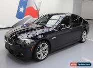 2014 BMW 5-Series Base Sedan 4-Door for Sale