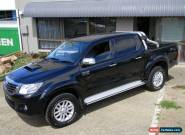 2012 Toyota Hilux SR5 Turbo Diesel Automatic Dual Cab for Sale