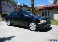 1999 Mercedes-Benz C-Class Base Sedan 4-Door for Sale