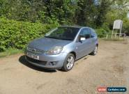Ford Fiesta 1.25 2006.5MY Zetec Climate for Sale